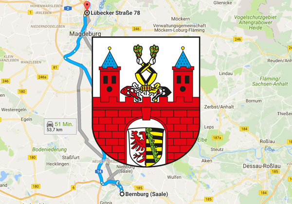 Region Bernburg